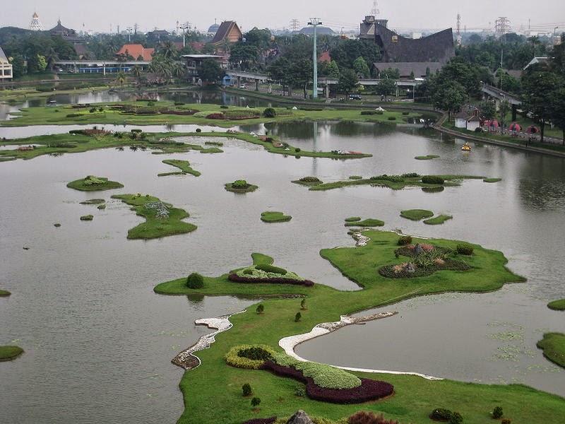 Harga Tiket Masuk Taman Mini Indonesia Indah