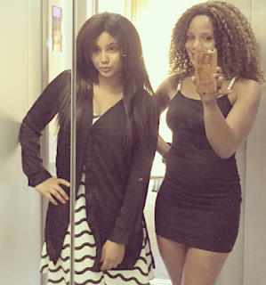 Maheeda Shows Off Her Beautiful Grown Up Daughter