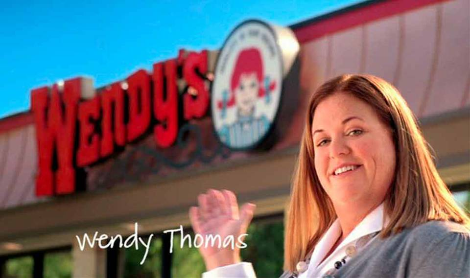 Wendy's Commercial Girl