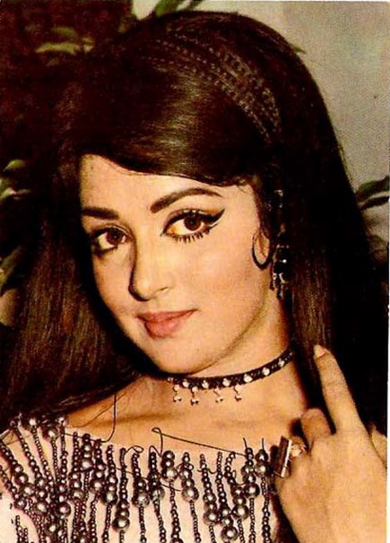 Cute Hema Malini Young Picture