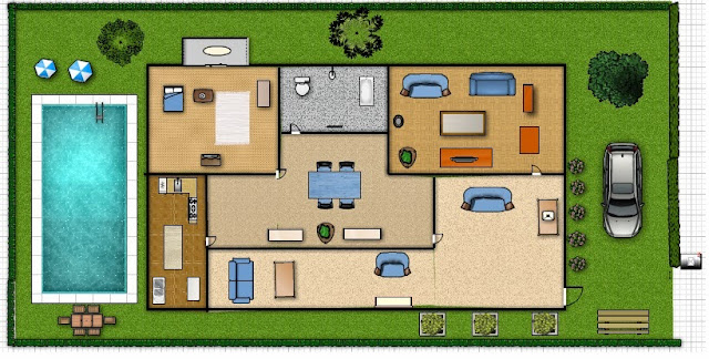 Ignments In P 101 Floor Plan My Dream House