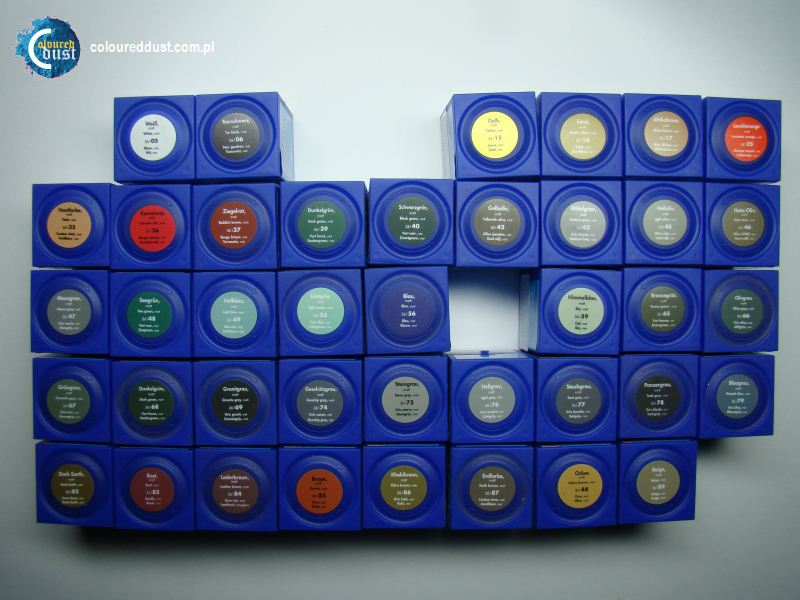 solid matt 44 colors - Revell Night Color