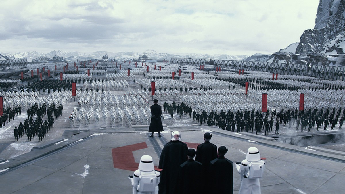 Image result for star wars the force awakens starkiller base