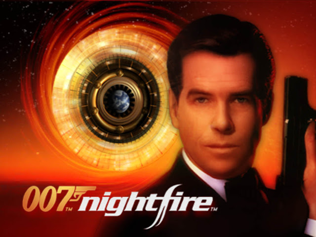 nightfire pc title screen