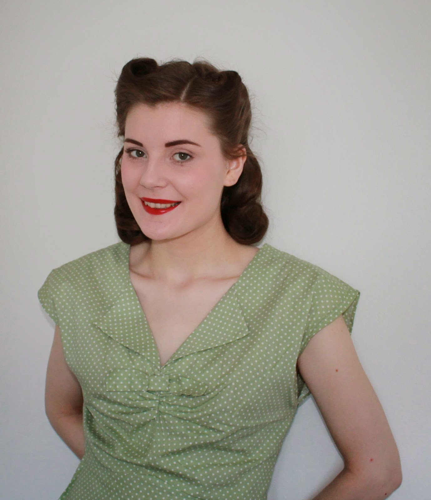 vintage hairnet experience via lovebirds vintage