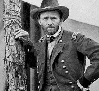 Ulysses+S.+Grant Memorial Day famous war heroes