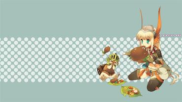 #10 Monster Hunter Wallpaper