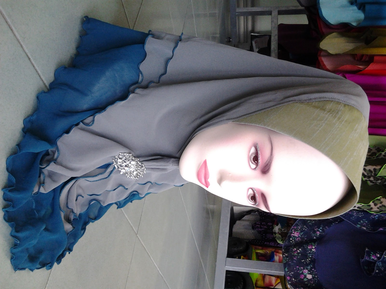 GALERI TUDUNG FATIN'S COLLECTION