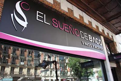 El Sueño de Baco. Blog Esteban Capdevila