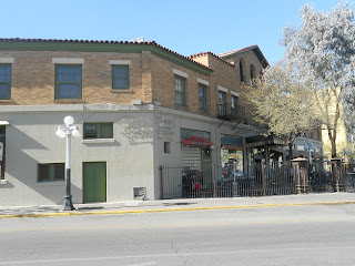 congress hotel old town tucson