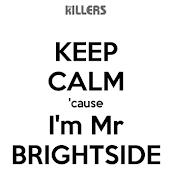 I'm Mr Brightside ♪ ♫