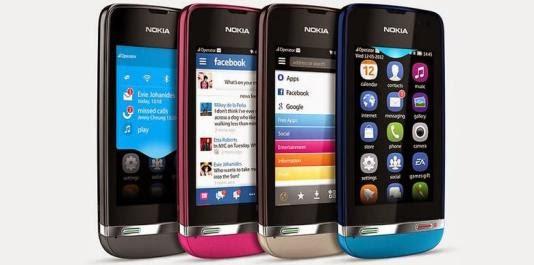 [ Terbaru ] Cara Install/Memasang WhatsApp di Nokia Asha 310