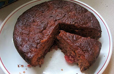 Chocolate Friendship Cake