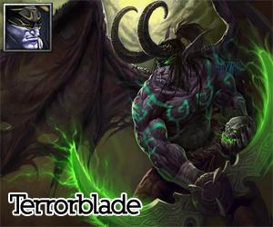 terrorblade item build dota heroes item builds