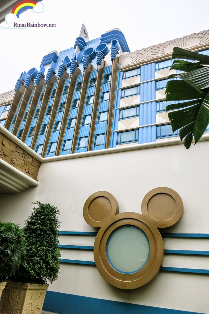 disneyland hollywood hotel