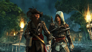 Assassin's Creed VI Black Flag Game Pirate HD Wallpaper