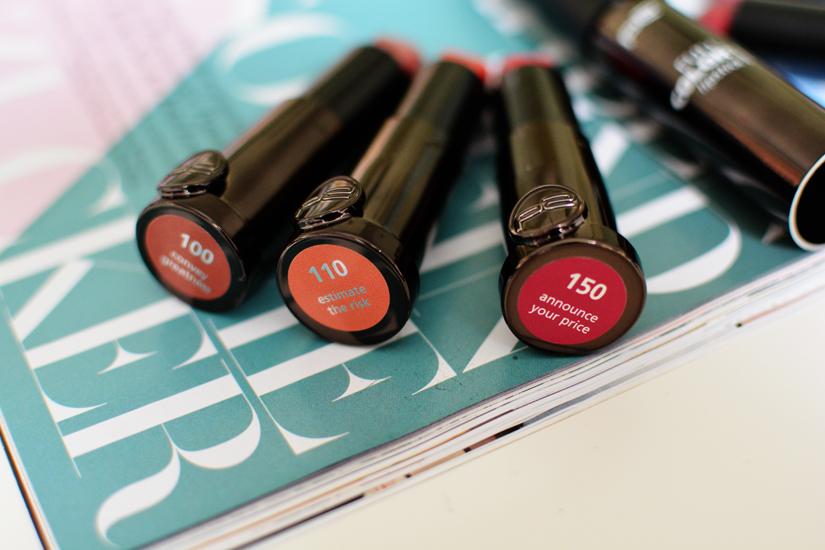 P2 neue Lippenstifte