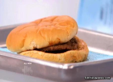 Hamburger paling lama