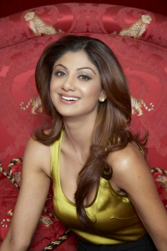 Shilpa Shetty Hot Actress Photoshoot