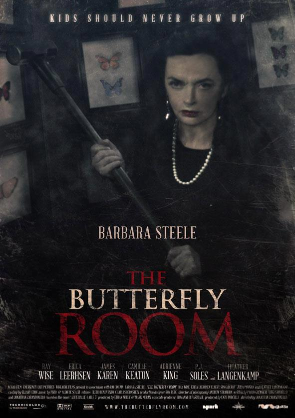 The Butterfly Room Poster Download The Butterfly Room   DVDRip XviD   Dual Áudio + Legenda Baixar Grátis