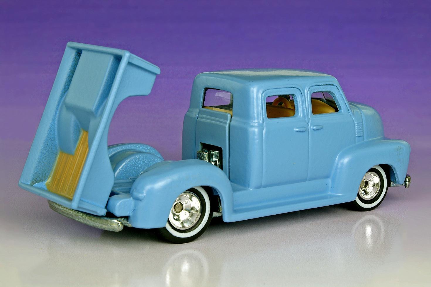 1950 Chevy Truck Model Kit For Sale