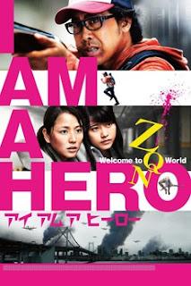 I Am A Hero (2016) 720p