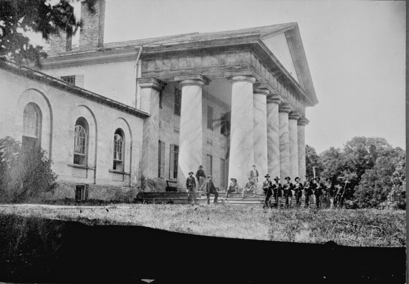 Military News - Arlington National Cemetery, and the fight over Robert E. Lee's home