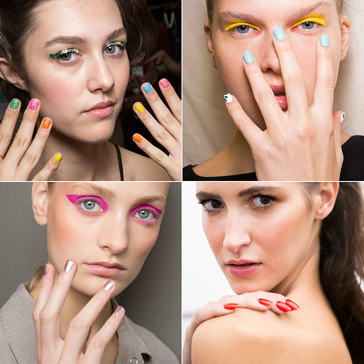 Yes, yes to all ...: Nails Trend Fashion 2016 Spring