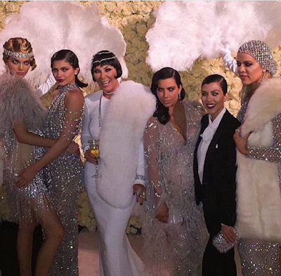 kardashians festa kris jenner