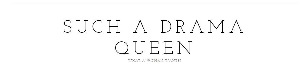 Such A Drama Queen