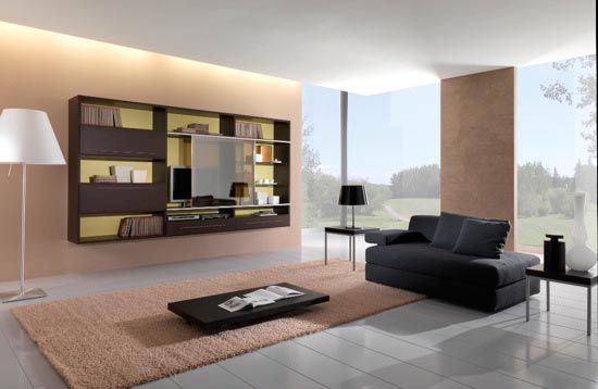 best modern living room on House Designs  Top 10 Of Modern Living Room Design