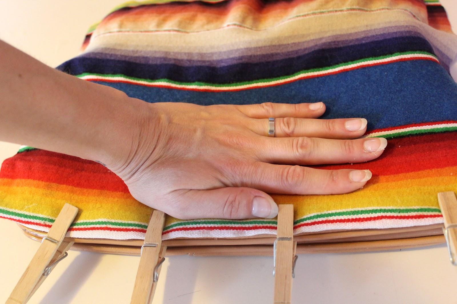 Nest: DIY Mexican Textile Bag & Boots