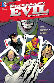 comics Download – Necessary Evil: Super Villains of DC Comics – BRRip AVI + RMVB Legendado (2013)