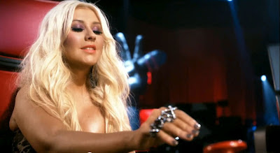 christina Aguilera the voice season 2