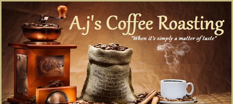 Aj's Coffee Roasting