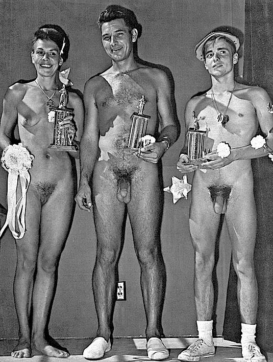 Обнаженные Советские Мужчины