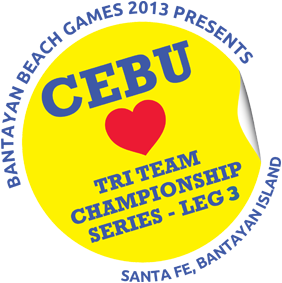 Cebu Triathlon Blog | Cebu Loves Tri team championship series - leg 3