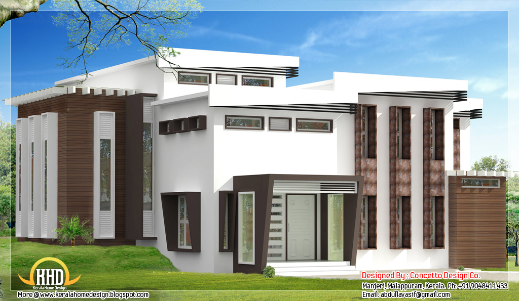 Trendy Modern House Elevation Designs 1024 x 595 · 172 kB · jpeg
