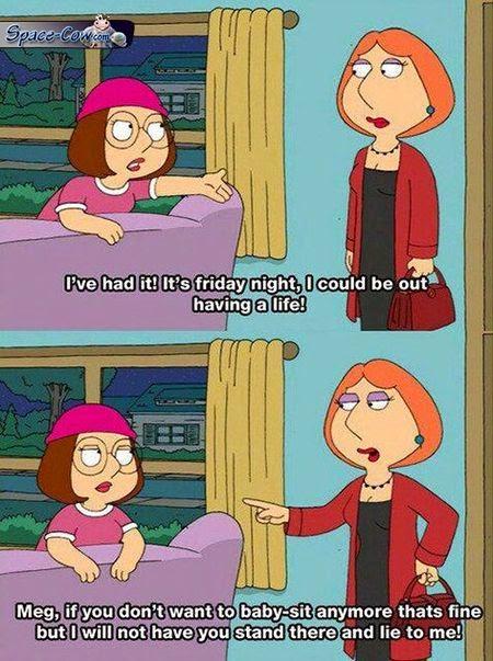 funny Family Guy humor