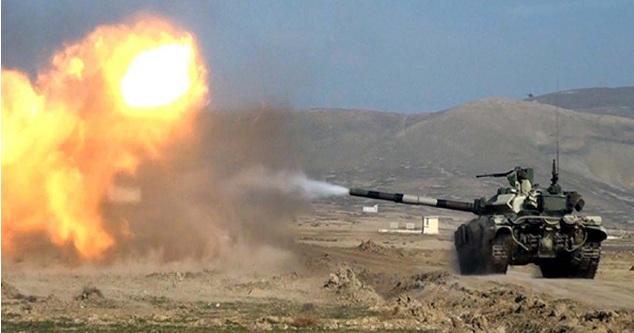 Σφοδρή ανταλλαγή πυρών μεταξύ Αρμενίας και Αζερμπαϊτζάν