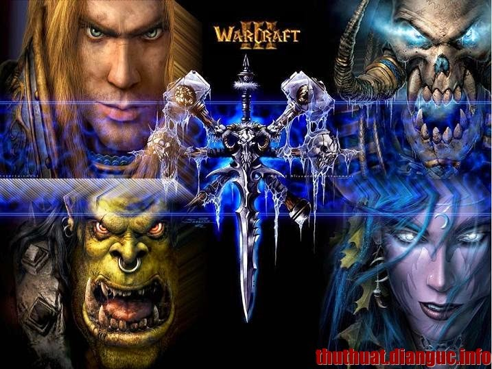Download tải Warcraft III 1.24 Full