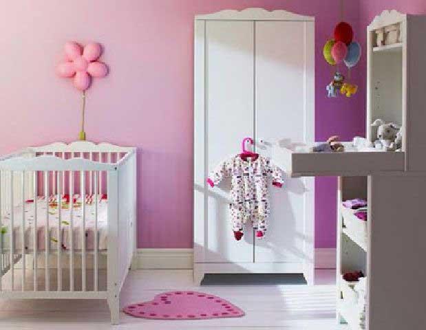 ruang kamar bayi