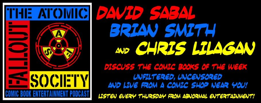 The Atomic Fallout Society with David Sabal, Brian Smith, Chris Lilagan and Tony Sabal