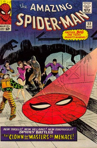 Amazing Spider-Man #22, The Circus of Crime