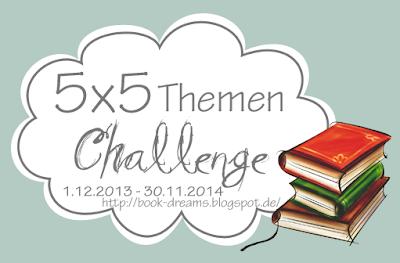 5x5 Themen Challenge