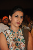 Niharika at Kanche music launch-thumbnail-14