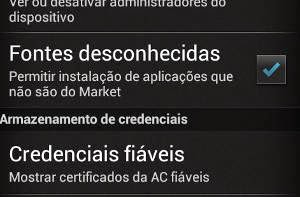 Como instalar aplicativos no Android sem o Google Play