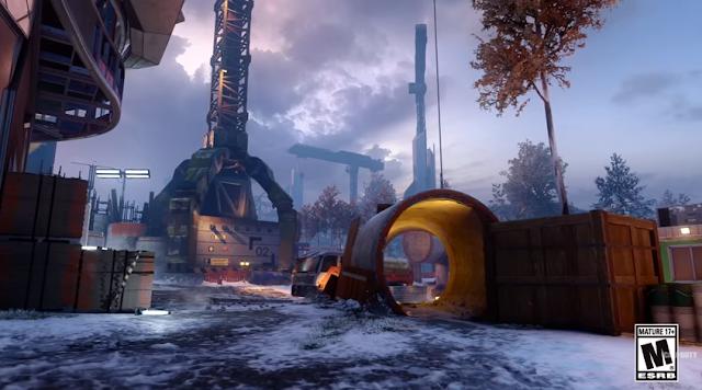 Se muestra Rise, el segundo mapa del próximo DLC de Black Ops 3 1