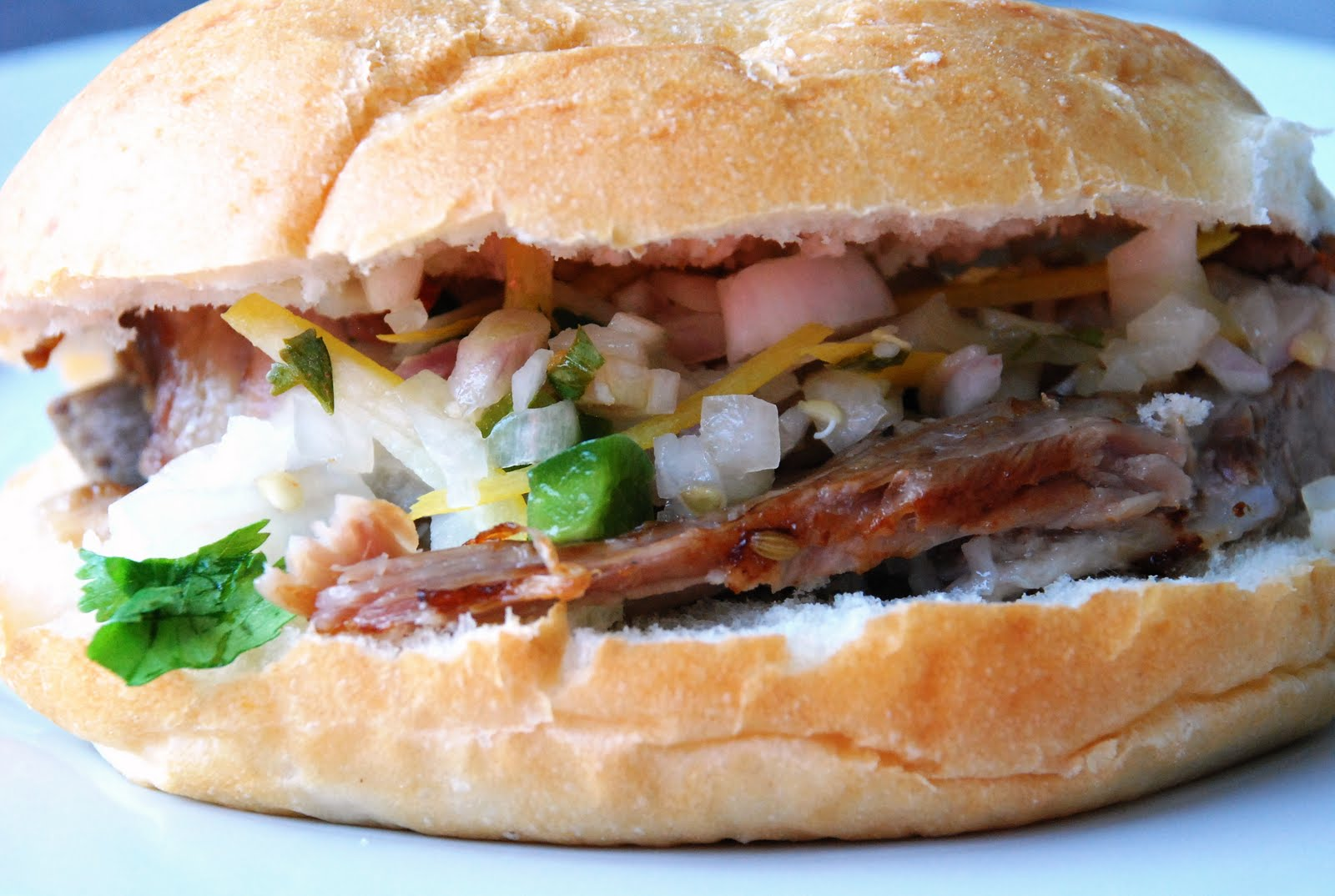 foto Crispy Pork Sandwiches