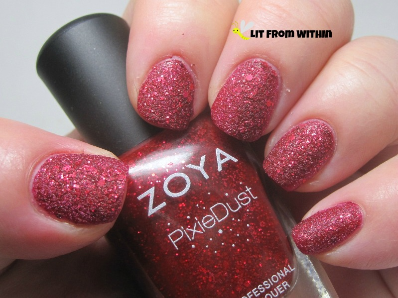 Zoya Pixie Dust in Oswin
